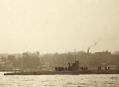 Diebstahl des Ehrenbechers der Marinestadt Kiel für die Besatzung des U-Bootes U-47